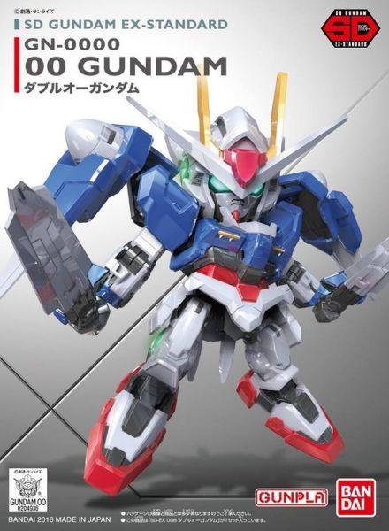 SDEX-S 008 OO鋼彈/0204936/5057995-BANDAI萬代鋼彈組裝模型 鋼彈,自由,薩克,SD,HG,RG,MG,PG,華泰玩具