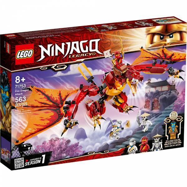 Ninjago-火龍攻擊/L71753 Ninjago-火龍攻擊,LEGO ,L71753,樂高積木