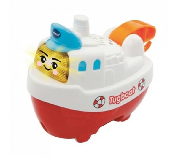 神氣拖船 2合1嘟嘟戲水洗澡玩具系列/187003 Vtech,幼教,發展玩具,早教