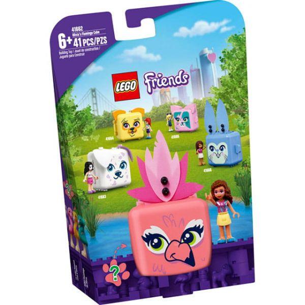 寵物秘密寶盒-奧麗薇亞的紅鶴 LEGO 41662/L41662 寵物秘密寶盒-奧麗薇亞的紅鶴 LEGO