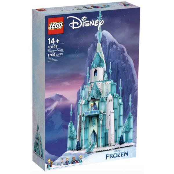 Disney-冰雪城堡- 樂高積木/L43197 Disney,冰雪城堡,樂高積木,LEGO43197