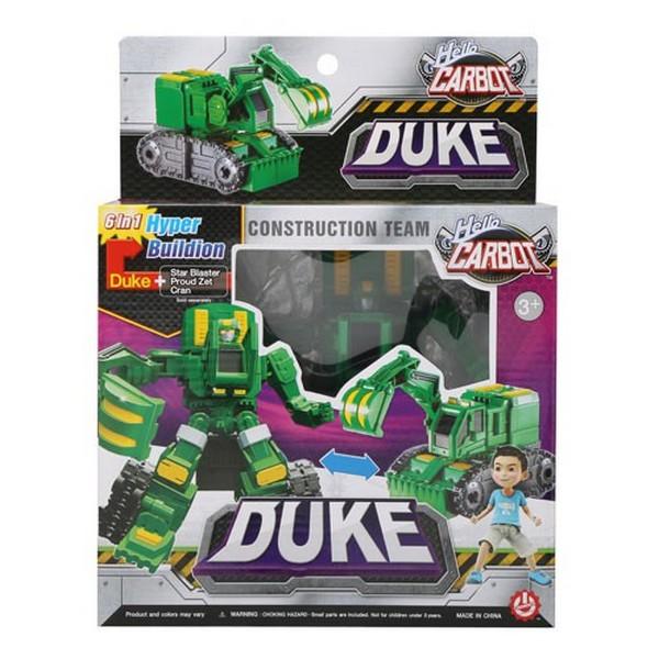 創造者杜克 衝鋒戰士/CK32580/衝鋒戰士 變形玩具 金剛男孩 創造者杜克 衝鋒戰士,CK32580,衝鋒戰士,Hello CARBOT,8809318325803