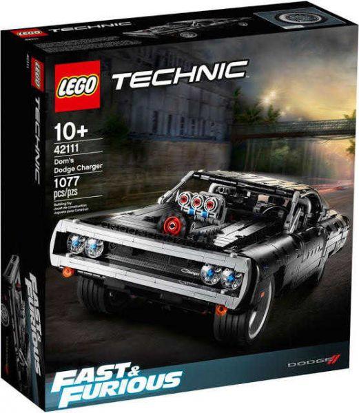 Tech-Dom's Dodge Charger/L42111 樂高積木 Tech-Dom's Dodge Charger,LEGO 42111 ,樂高積木