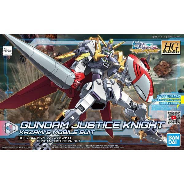 HGBD 1/144正義騎士鋼彈/5058203/萬代組裝模型 BANDAI 鋼彈 鋼普拉 鋼彈,自由,薩克,SD,HG,RG,MG,PG,華泰玩具
