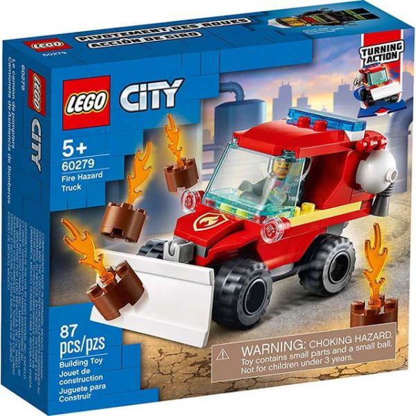 消防車 LEGO 60279/L60279 樂高積木,消防車 LEGO