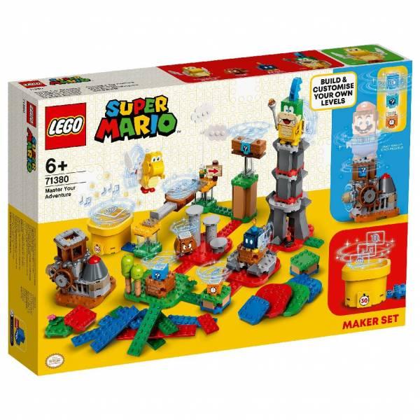 瑪利歐冒險擴充組 LEGO 71380/L71380 樂高積木,瑪利歐冒險擴充組 LEGO