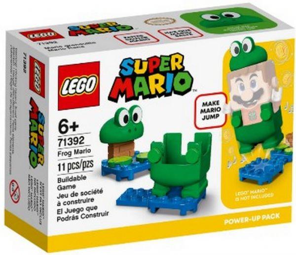 Mario-青蛙瑪利歐 Power-Up 套裝- 樂高積木/L71392 Mario,青蛙瑪利歐,Power-Up 套裝,樂高積木,LEGO71392