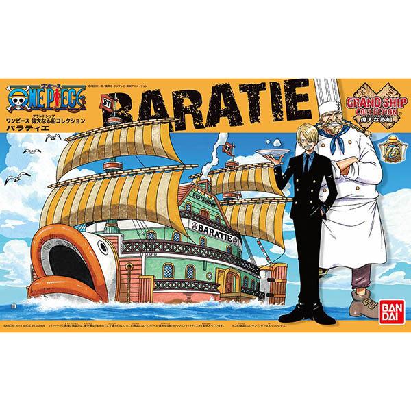 *海上餐廳巴拉蒂-偉大的船艦收藏集 /5057425/ 0191398 -BANDAI萬代鋼彈組裝模型 鋼彈,自由,薩克,SD,HG,RG,MG,PG,華泰玩具