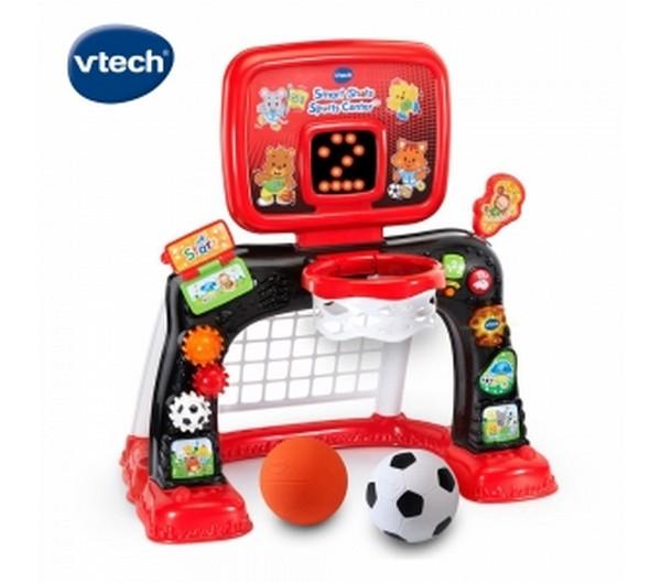 Vtech多功能互動感應運動球場-熱情限量款/156360 Vtech,幼教,發展玩具,早教