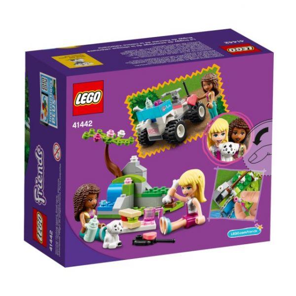 Friends-獸醫診所救援越野車/L41442 樂高積木 Friends-獸醫診所救援越野車,LEGO 41442, 樂高積木