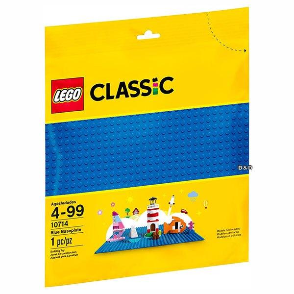 @藍色底板/LEGO 10714樂高積木 5歲以上小顆粒適用 藍色底板LEGO10714,樂高積木,LEGO