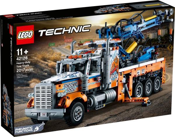 Tech-重型拖吊車- 樂高積木/L42128 Tech-重型拖吊車- 樂高積木,LEGO42128