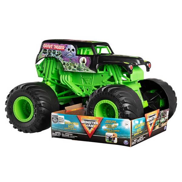 怪獸卡車-1:10怪獸大卡車/6053036 精緻模型合金車,怪獸卡車-1:10怪獸大卡車