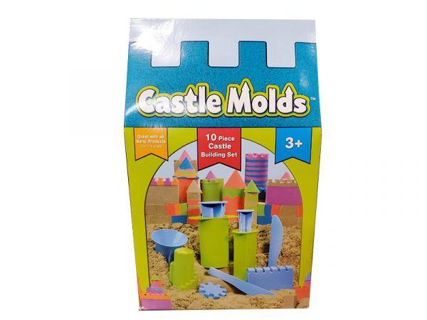 瑞典Kinetic Sand動力沙-城堡模具組/192101 Vtech,幼教,發展玩具,早教