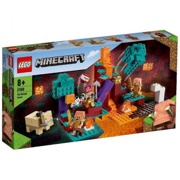 Minecraft-扭曲森林/L21168 樂高積木 Minecraft-扭曲森林,LEGO 21168 ,樂高積木