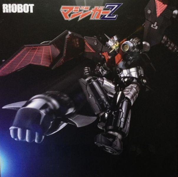 @RIOBOT千值練-無敵鐵金剛 魔神Z(完成品) ROBOT,千值練,無敵鐵金剛,魔神Z,可動