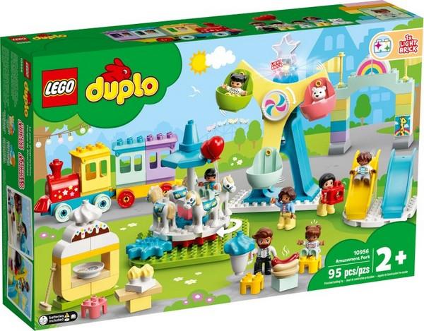 Duplo-遊樂園LEGO 10956/L10956 Duplo-遊樂園LEGO10956,樂高積木