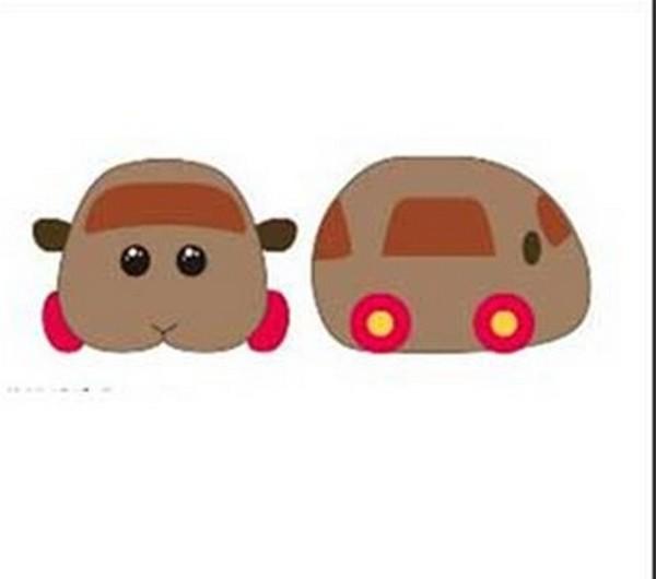 @泰迪 抱抱 絨毛玩偶 (30cm)-《天竺鼠車車》/XSR94915 @泰迪 抱抱 絨毛玩偶 (30cm)-《天竺鼠車車》/XSR94915   4934569949158