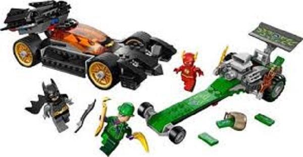The Riddler Chase/L76012-樂高積木-超級英雄系列-LEGO 76012