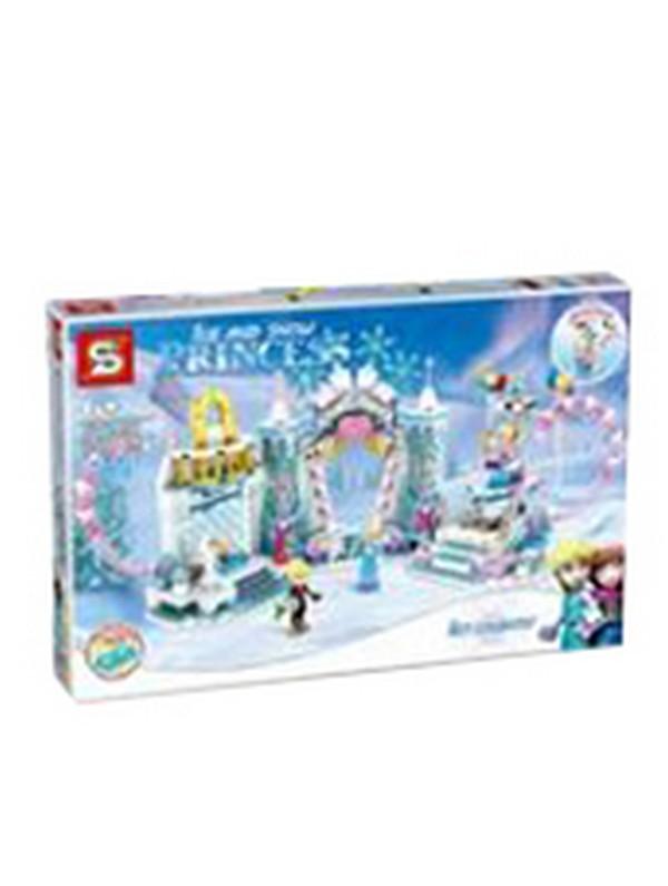 冰雪夢幻遊樂園(附閃光件)/SY1457 非樂高積木 限時特賣