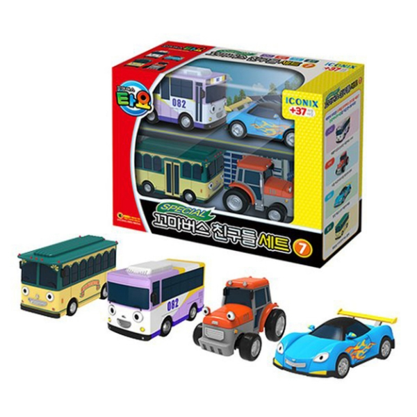 遊樂園4件組/TT09020 遊樂園4件組,精緻模型合金車