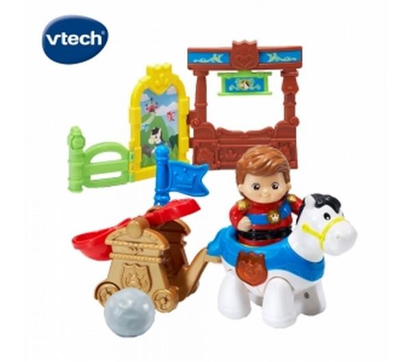 王子與白馬 Vtech 夢幻城堡系列/177200 Vtech,幼教,發展玩具,早教