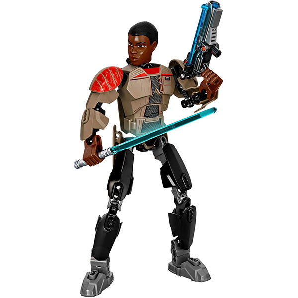 Finn/L75116-樂高積木 星際大戰 STAR WARS-LEGO 75116