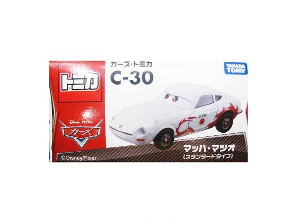 C-30麥克飛彈(日版)(日本)/ TOMICA 多美 CARS汽車總動員 C-30麥克飛彈(日版)(日本)/ TOMICA 多美 CARS汽車總動員