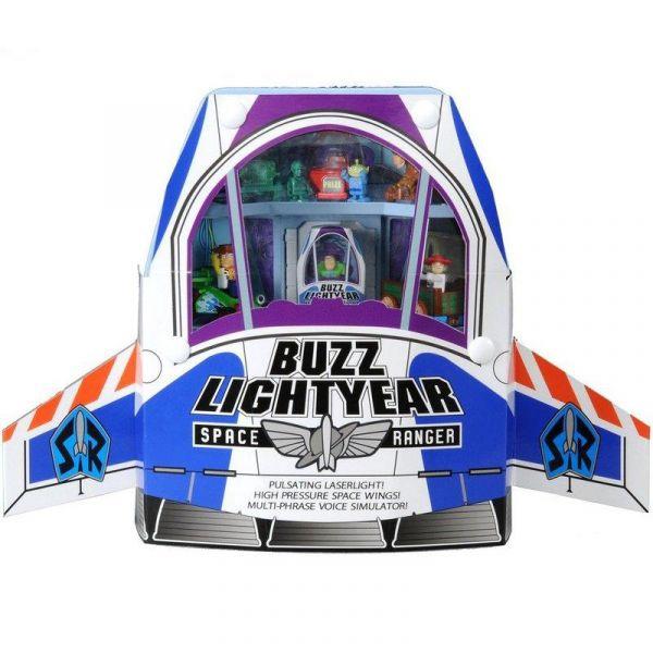 巴斯光年的太空船收藏箱-玩具總動員/XTA13405 巴斯光年的太空船收藏箱,玩具總動員,XTA13405,TOMICA,日版小車