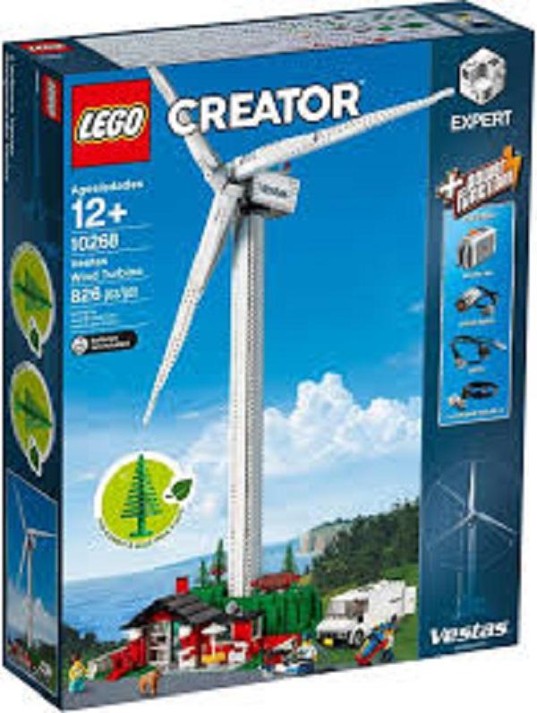 @Creator-Vestas 風力發電機(2)/LEG10268/樂高積木 樂高積木,Creator-Vestas 風力發電機
