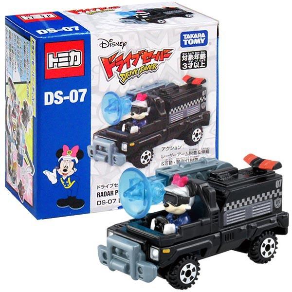 DS-07 特務米妮/DS16222 妙妙保衛隊 DS-07 特務米妮/DS16222,妙妙保衛隊,TOMICA代理版小車