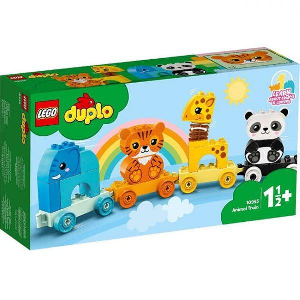 動物火車 LEGO 10955/L10955 樂高積木,動物火車 LEGO