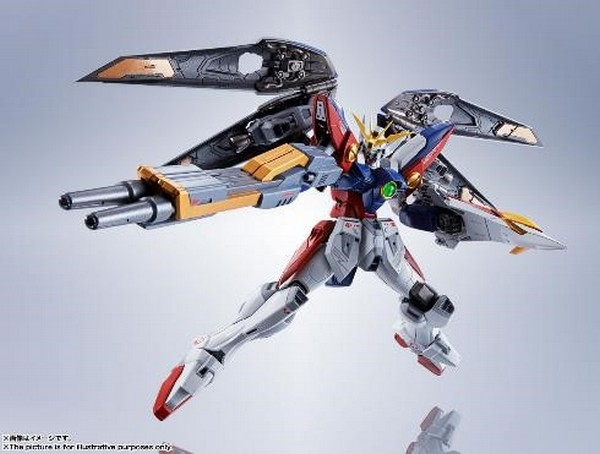 【11月預購】METAL ROBOT魂<SIDE MS> 飛翼鋼彈零式/BANDAI 11月預購,METAL ROBOT魂,SIDE MS,飛翼鋼彈零式,BANDAI