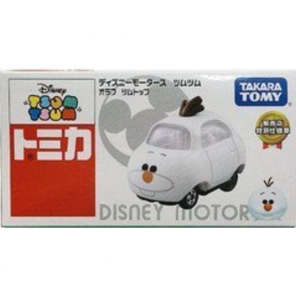 TSUM雪寶小汽車-冰雪奇緣/DS85768 TOMICA 多美 火柴盒小汽車 TSUM雪寶小汽車,冰雪奇緣,TOMY小汽車,
