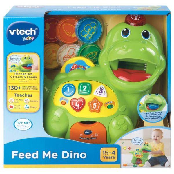 Vtech 小恐龍餵食學習組/577035 幼兒學習啟蒙玩具 Vtech,小恐龍餵食學習組,幼兒學習啟蒙玩具,偉易特