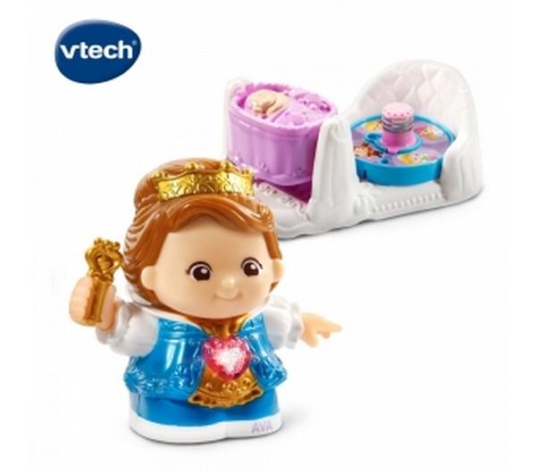 皇后與小公主 Vtech 夢幻城堡系列/199200 Vtech,幼教,發展玩具,早教