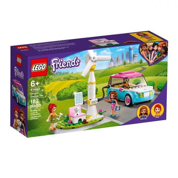 奧麗薇亞的電動車 LEGO 41443/L41443 樂高積木,奧麗薇亞的電動車 LEGO