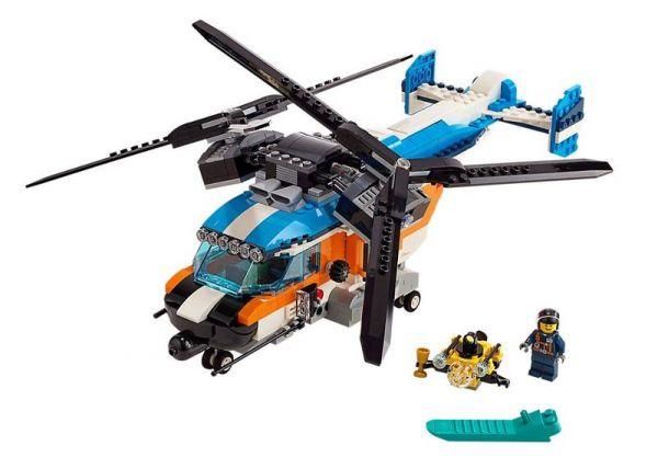 Creator-雙螺旋槳直升機/LEG31096 樂高積木 樂高積木,Creator 雙螺旋槳直升機,