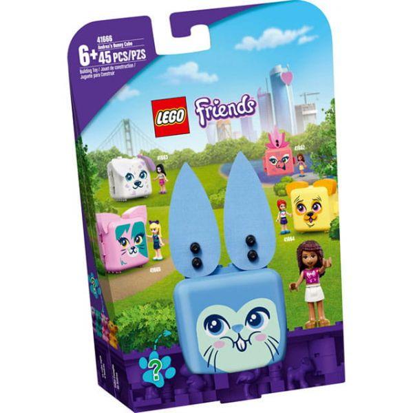 寵物秘密寶盒-安德里亞的兔子 LEGO 41666/L41666 樂高積木,寵物秘密寶盒-安德里亞的兔子 LEGO