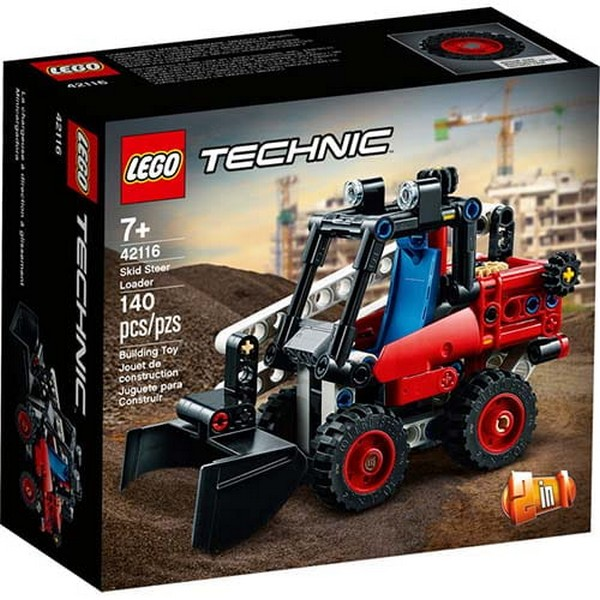 滑移鏟裝機 LEGO 42116/L42116 樂高積木,滑移鏟裝機 LEGO42116