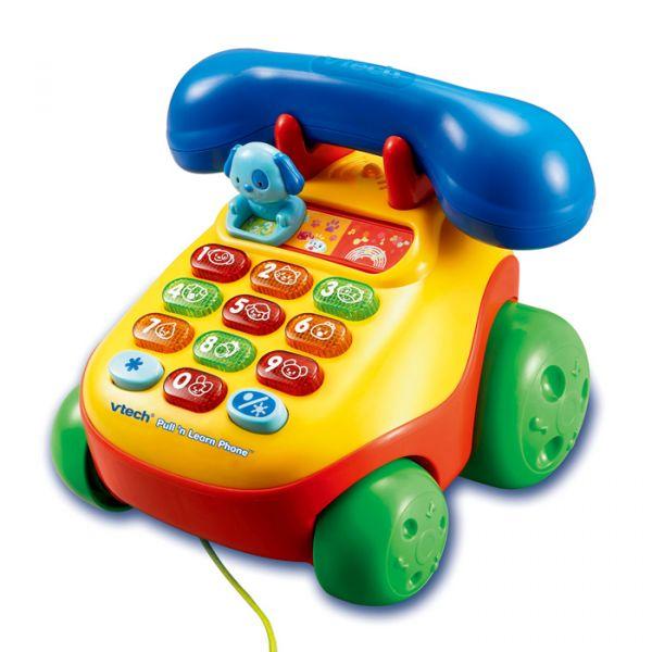 歡樂寶寶學習電話/68403/英國Vtech Vtech,幼教,發展玩具,早教