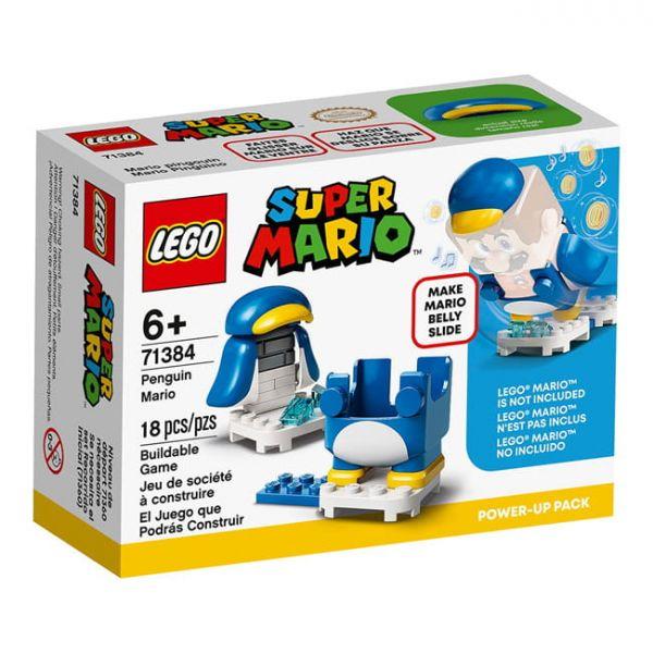 企鵝瑪利歐 Power-Up 套裝 LEGO 71384/L71384 樂高積木,企鵝瑪利歐 Power-Up 套裝 LEGO
