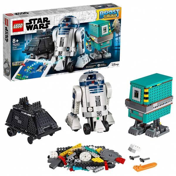 機器人指揮官組合Droid Commander/ LEGO 75253 星際大戰系列 樂高積木,機器人指揮官組合Droid Commander