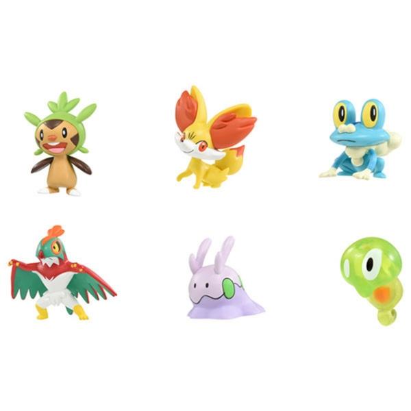 @moncolle Encore系列 Vol.2 (六款一套)_Pokemon GO 精靈寶可夢 moncolle Encore系列,Vol.2 Pokemon GO ,精靈寶可夢,盒玩扭蛋