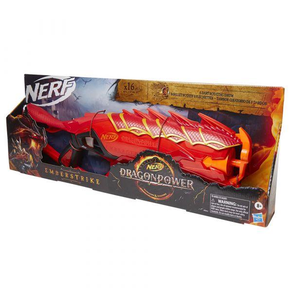 NERF 龍之力量 燃燼之擊/HF0812 NERF,龍之力量,燃燼之擊,HF0812,NERF槍系列, 流行玩具
