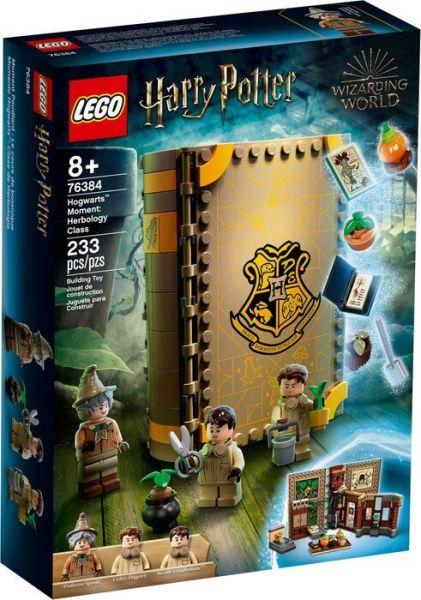 霍格華茲魔法書:藥草學 LEGO 76384/L76384 樂高積木,哈利波特,霍格華茲魔法書:藥草學 LEGO 76384