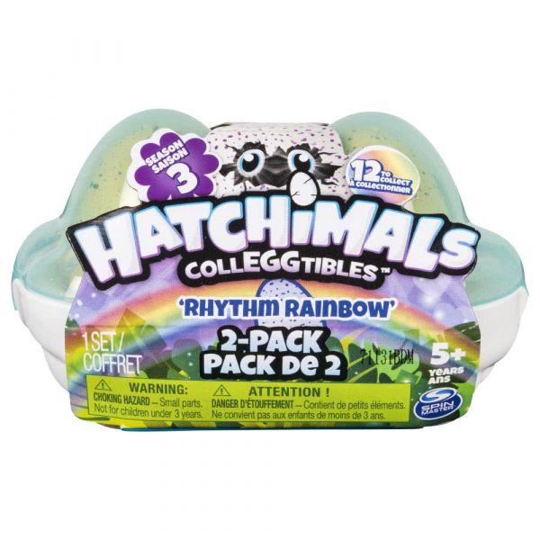Hatchimals 迷你寵物蛋-二入組 S3/6041332 DIY手做玩具, 迷你寵物蛋-二入組 S3