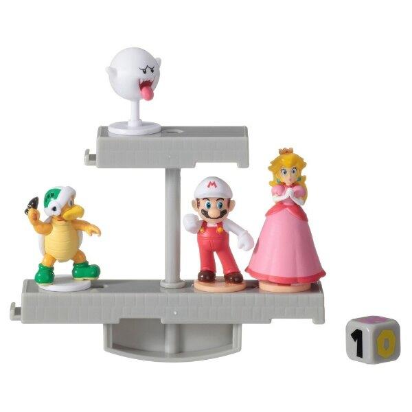 城堡場景-瑪莉歐平衡遊戲簡易版/EP07355 瑪莉兄弟 任天堂瑪莉歐 城堡場景-瑪莉歐平衡遊戲簡易版/EP07355 瑪莉兄弟 任天堂瑪莉歐