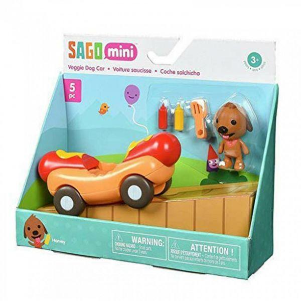 SAGO mini-熱狗車車組/6038486 SAGO mini-熱狗車車組