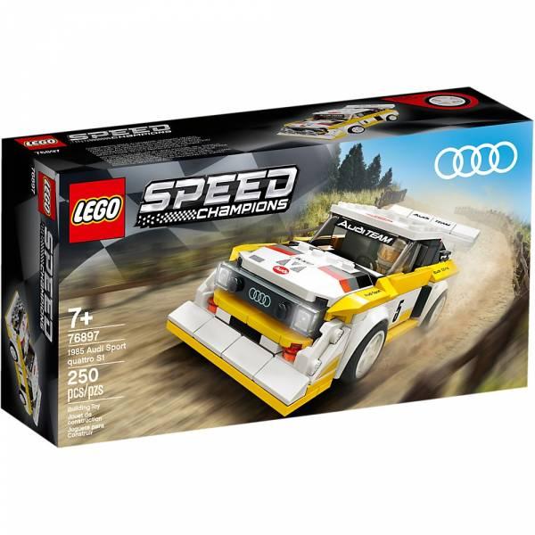 Speed-Audi Sport quattro S1/LEG76897/樂高積木 Speed-Audi Sport quattro S1/LEG76897/樂高積木